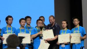 Huazong ISC13 wins Linpack