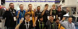 Texas wins championship slider