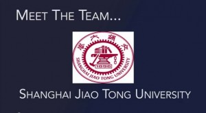 ASC14 Meet the Team- Shanghai