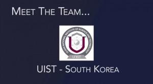ASC14 Meet the Team- UNIST