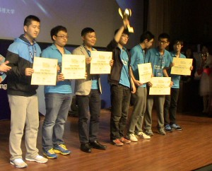 Shanghai silver win